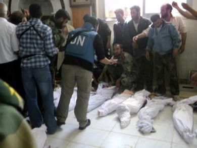 Обращение по поводу преступления нынешнего сирийского режима в городе Хула