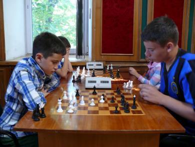 «Эмель» провела в Крыму открытый реупубликанский турнир по шахматам