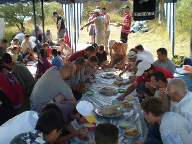 В Авдеевке прошел традиционный летний мужской семинар