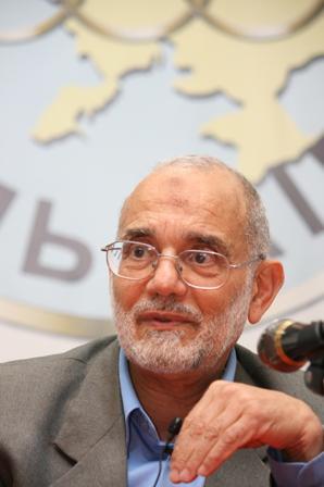 Известный исламский ученый побывал в Украине