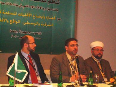 Исмаил Кади: «Мусульмане – неотъемлемая часть украинского общества»