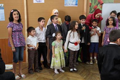 Ид-аль-фитр в Киевском ИКЦ - в радость детям