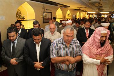гостями ВАОО «Альраид» стали послы и консулы исламских государств, светские и духовные лидеры