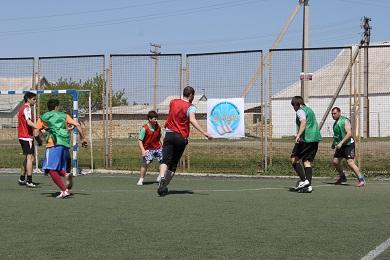 ВАОО «Альраид» провела ежегодные летние лагеря для сирот