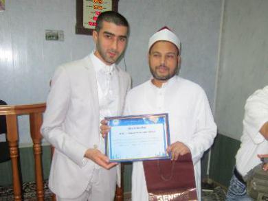 Мусульмане тепло поблагодарили исламских богословов гостивших в украинснких мечетях на протяжении всего Рамадана