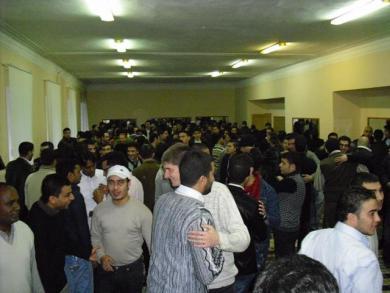 В Украине мусульмане отмечали праздник Курбан-байрам