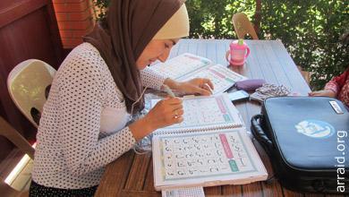 Семинар для женщин в Николаевке: саудийская внучка крымской татарки принесла свет знаний на землю своих предков