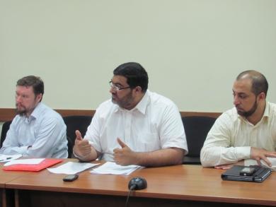 Председатель ВАОО «Альраид» принял участие в обсуждении перспектив развития человечества на ближайшие десятилетия