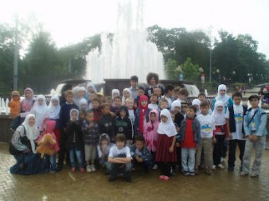 Детский летний семинар в Донецке: пять дней в большой дружной семье