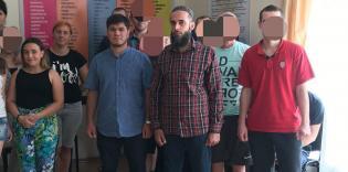 Рассказ об исламских традициях для участников реабилитационной программы алко- и наркозависимых
