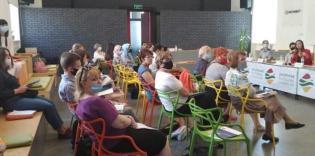 Запорожские мусульманки приняли участие в круглом столе по вопросам национальной идентичности