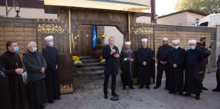 Голова «Альраіда» виступив на відкритті мечеті в Запоріжжі