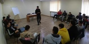 Семінар для хлопців-підлітків в Дніпрі: мотивує та зміцнює віру