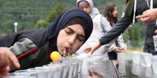 Дівчача зміна табору «Дружба»: спільне й відмінне