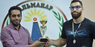 «Аль-Манар» провел чемпионат по настольному теннису