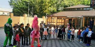 В ІКЦ столиці знову працює дитячий клуб вихідного дня