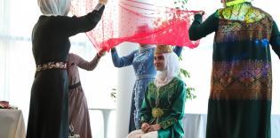 Volunteering, Career Achievements, Fashion Shows and Henna Night: Hijab Day in Vinnytsia, Dnipro and Zaporizhzhia