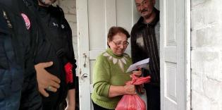Мясо к празднику: продолжается раздача говядины нуждающимся мусульманам Херсонщины