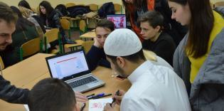 ИКЦ Днепра и Харькова провели выездные дни арабского языка