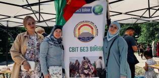 Активисты «Аль-Масар» провели мероприятие в поддержку беженцев