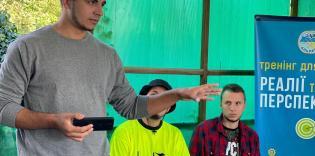 Проблеми та перспективи ісламських громад очима молодих мусульман: семінар-тренінг у Генічеську