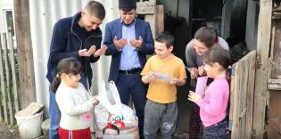 Черговий етап допомоги нужденним мусульманам Херсонщини