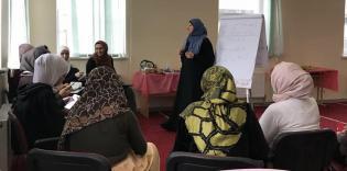 Жіночий семінар з Корану відбувся в Києві